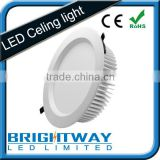 Ceiling Led light, LED lights for ceiling 10W 15W 20W 25W 35W (Die-cast Aluminum shell, Constant current LED Driver CE Rohs GS)