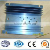 blue anodized led heatsink