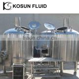 Stainless steel food grade industrial beer brewing equipment                                                                         Quality Choice