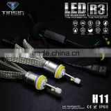 Factory price high power 5x7 led headlight h11 4800lm 40w