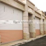 OKM automatic rolling shutters, automatic industrial roller shutter door, trade assurance supplier