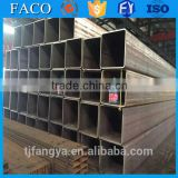 Tianjin square rectangular pipe ! oil drilling pipe big vendor carbon steel seamless square tubes
