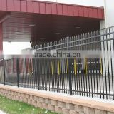 allibaba China shijianzhuang manufacture of used galvanized steel iron fence panels designs for sale