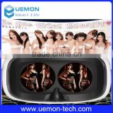 Bluetooth Controller for Google Cardboard Vr Box 2.0 Porn Sex Video Cardboard 3D Vr Glass Xnxx Movies Wholesale