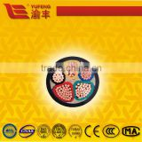 Low Smoke Zero Halogen Flame Retardant Class B PVC Sheathed XLPE Insulated Electrical Power Cable Control Cable