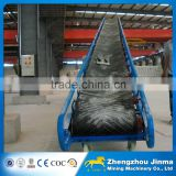 Truck Loading Rubber Mobile Belt Conveyor For Sale