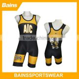 New arrival full sublimated wrestling suit&wrestling clothes&sexy women wrestling singlet