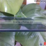 tempered grey reflective glass price m2