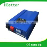 6000w MPPT hybrid inverter solar power system dc ac inverter for portable air conditioner