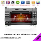 Two-way CAN-BUS car mp3 player for 7 inch BENZ A class W169/B class W245