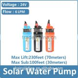 electric submersible pump philippines dc solar water pump system specifications YM2440-30