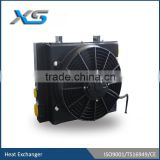 hydraulic oil package cooler with elctrical fan,standard cooler,heat exchanger