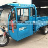 cargo tricycle with cabin, tricycle cargo bike