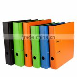 Types Of Stationery Folder Colorful Office Handmade 3 inch A4 Lever Arch File, Plastic File Folder