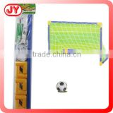 Popular kids game toy set mini football goal