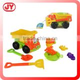 Plastic summer toy promotion cartoon 2015 beach buggy car toy for kids