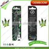 Ocitytimes OGO-SD China directly factory offer e cigarette 300mah disposable OGO-SD portable dry herb vaporizer