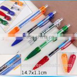 High quality mini flag /pull out banner / flyer / calendar ballpoint pen