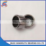 Full Complement Drawn Cup Textile Flat Steel Needle Roller Bearings NA4828