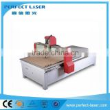 Perfect Laser PEM-1325 cnc router advertising machine, Industrial Furniture Engraving Machine wood cutting cnc router