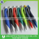 Top Quality Cheap Rubber Promotional Ball Point Pen With Logo