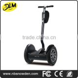 48V standing 1000W city road 2 wheel high quality strong motor electric scooter with handle