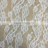 TOP 1 factory in China specialize in warp knitting lace fabrics/cheap with good quality 8816