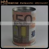 Widely used superior quality round tin can                                                                         Quality Choice