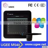 "Ugee M540 4.5"" cheapest wireless digital pen USB electronic signature/writing pad for Laptop"