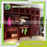Popular Modern Changing Room Storage Wardrobe Bedroom Wall Wardrobe Design Steel Wardrobe