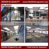 Project Works/ Total Solution, One Stop Service/ Shop Fitting For Retail Chain Shop/ Cell Phone Store Fixtures And Fitting