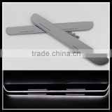 for bmw led door sill scuff light for BMW X3 F25 2011-2015 door sill plate light accessory CE-certificate LED moving door scuff