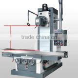 China supplied swivel head Milling Machine with XY axis ball screw for sale