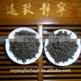Chinese weight loss tea health care black tea