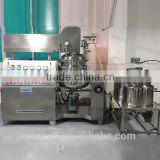 laboratory equipment for cosmetics /vacuum mixer homogenizer /hair color cream agitator tank