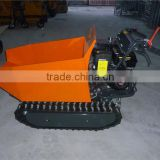 SF0635, Europe hot selling all terrain transportation tool crawler mini dumper for farm, construction, forest