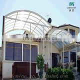 OEM/Polycarbonate sheet for Balcony/Daylighting/Daylight roofing/polycarbonate fabrication