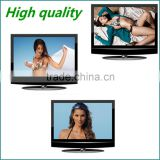 Low-power Fanless Design 15 17 26 inch industrial touch panel all in one PC cctv monitor