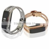 Stock factory sale D8 Bluetooth Wrist Bracelet Smart Bluetooth Bracelet 7 Languages 180mah Battery