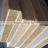 Blockboard Laminated Wood Board Film Faced Plywood Melamine Block Board for Cabinet Door Panel the Faced Board of Furniture