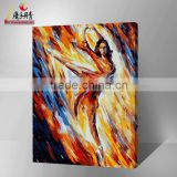 Top-selling Sexy Ballerina made in chinese Yiwu factory DIY oil painting by numbers for decor home