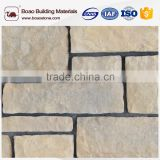 Sound insulation white cement construction building materials interior stone wall cheap wall paper price