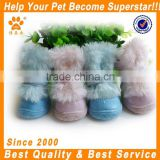 JML 2014 Pet Supply Dog Booties Snow Boots for Dog