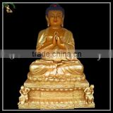 Antique Bronze,Brass,Cast Iron Metal Buddhist Statues