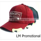 Spring and summer outdoor leisure fashion baseball cap hat with opener and the necessary travel carry