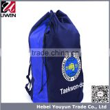 2016 best selling hot promotion Pine tree Canvas oxford blue waterproof Taekwondo Sanda Karate Muay Thai MMA backpack bags