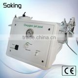 Facial Skin Care Dermabrasion Oxygen Facial Machine For Improve Oily Skin Ance Clean And Face Deeply Clean