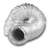 See larger image HVAC Aluminum flexible air conditioning duct flexible air duct for hydroponics