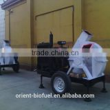 CE 13hp wood chipper shredder