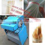 2014 hot! bamboo toothpick making machine,incense stick machine,BBQ skewer making machine//0086 18703680693